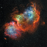 IC 1848, the Soul Nebula Lmina fotogrfica por Stocktrek Images