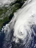 Hurricane Igor Photographic Print by  Stocktrek Images