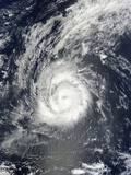 Hurricane Julia Photographic Print by  Stocktrek Images