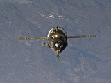 The Soyuz TMA-19 Spacecraft Photographic Print by  Stocktrek Images