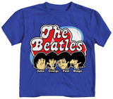 Toddler: The Beatles - Toons T-Shirt