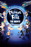Phineas and Ferb: Across the Second Dimension Affiches