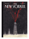 The New Yorker Cover - May 10, 2004 Premium Giclee Print by Ana Juan