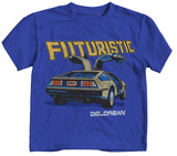 Toddler: Delorean Motor Co. - Futuristic Shirt