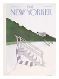The New Yorker Cover - June 18, 1979 Premium Giclee Print by Gretchen Dow Simpson