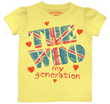 Toddler: The Who - My Generation Shirts