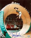 Tony Hawk Autographed 'Loop of Death' Photograph Photo