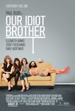 Our Idiot Brother Julisteet