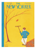 The New Yorker Cover - November 27, 1926 Premium Giclee Print by Peter Arno