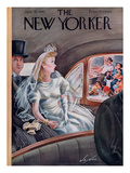 The New Yorker Cover - June 20, 1942 Premium Giclee Print by Constantin Alajalov