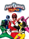 Power Rangers S.P.D. Plakat