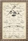 The Art of Penmanship Print