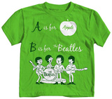 Toddler: The Beatles - Alpha Shirt