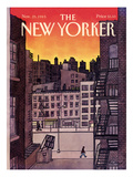 The New Yorker Cover - November 25, 1985 Premium Giclee Print by Roxie Munro
