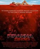 Piranha 3DD Reprodukcja arcydzieła