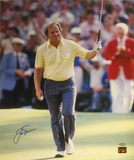 Jack Nicklaus 1987 Masters Sand Shot Photographie