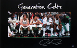 Paul Pierce Generation Celtics Panoramic Autographed Photo (Hand Signed Collectable) Photographie