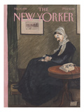 The New Yorker Cover - May 13, 1996 Regular Giclee Print by Edward Sorel