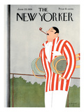 The New Yorker Cover - June 23, 1928 Premium Giclee Print by Leonard Dove