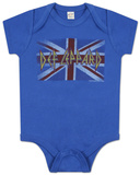 Infant: Def Leppard - Lil Union Jack T-shirts