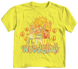Toddler: Woodstock - Love March T-shirts