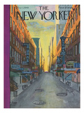 The New Yorker Cover - May 1, 1948 Premium Giclee Print by Arthur Getz