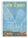 The New Yorker Cover - September 7, 1963 Premium Giclee Print by Robert Kraus