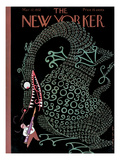 The New Yorker Cover - March 12, 1932 Premium Giclee Print by Rea Irvin