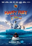 Happy Feet 2 in 3D Masterprint