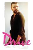 Drive, 2011 (filmový plakát vangličtině) Masterprint