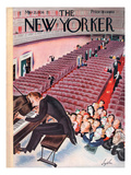 The New Yorker Cover - March 21, 1936 Premium Giclee Print by Constantin Alajalov