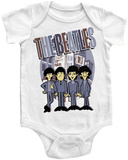 Infant: The Beatles - The City T-Shirts