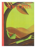 The New Yorker Cover - August 1, 1931 Regular Giclee Print by Rose Silver