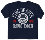 Toddler: Run DMC - King Of Rock Tshirt