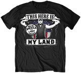 Larry The Cable Guy - This Here Is My Land T-Shirt
