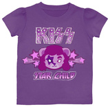 Toddler: Kiss - Star Child T-Shirt