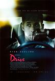 Drive, 2011 (filmový plakát vangličtině) Plakát
