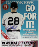 Joe Girardi Daily News Go For It! Print MLB Auth Photo
