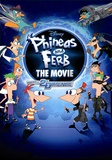 Phineas and Ferb: Across the Second Dimension Masterprint
