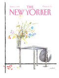 The New Yorker Cover - June 5, 1989 Premium Giclee Print by Ronald Searle
