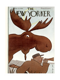 The New Yorker Cover - November 25, 1939 Giclee Print by Rea Irvin
