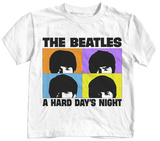 Toddler: The Beatles - Hard Days Night T-shirts
