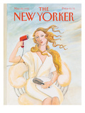 The New Yorker Cover - May 25, 1992 Premium Giclee Print by Susan Davis