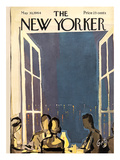 The New Yorker Cover - May 30, 1964 Premium Giclee Print by Arthur Getz