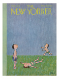 The New Yorker Cover - June 6, 1959 Regular Giclee Print by William Steig