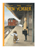 The New Yorker Cover - April 13, 1998 Premium Giclee Print by Harry Bliss