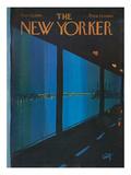 The New Yorker Cover - November 12, 1966 Regular Giclee Print by Arthur Getz
