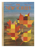 The New Yorker Cover - October 11, 1969 Regular Giclee Print by Charles E. Martin