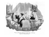 """Oh, yes, Harold is doing very well at Yale.  He's been tapped for Skin an…"" - New Yorker Cartoon Premium Giclee Print by Helen E. Hokinson"