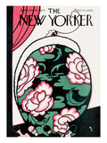 The New Yorker Cover - September 26, 1925 Premium Giclee Print by Rea Irvin
